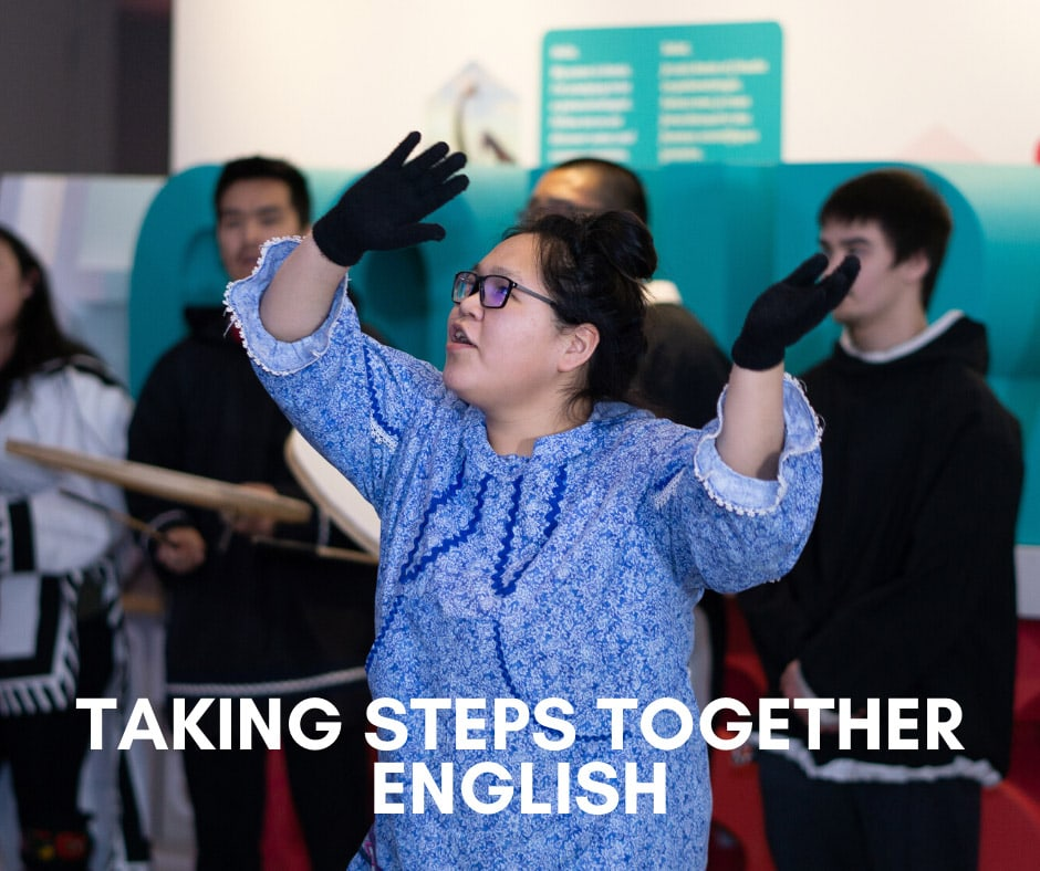 Taking Steps Together English