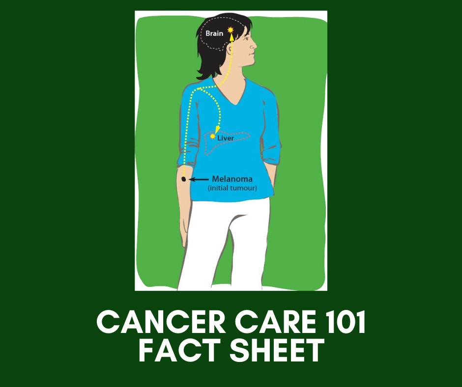 Cancer Care 101 Fact Sheet