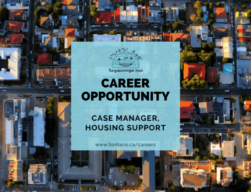 Case Manager, Housing Support