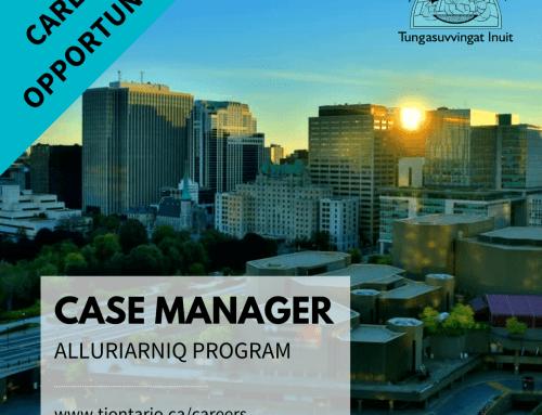 Case Manager, Alluriarniq Program